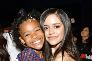 Jenna Ortega Power On Premiere By Straight Up Films With Support From YouTube