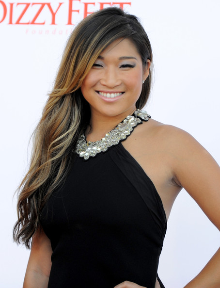 how tall is jenna ushkowitz
