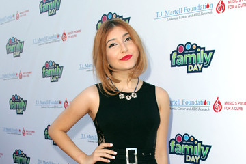 Jennessa Rose The T.J. Martell Foundation's Family Day LA