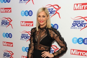 Jenni Falconer Daily Mirror Pride of Sport Awards - Arrivals