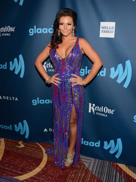 Arrivals at the 24th Annual GLAAD Media Awards
