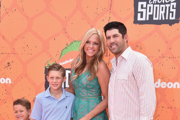 Jennie Finch Nickelodeon Kids' Choice Sports Awards 2016 - Arrivals