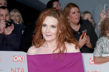Jennie Mcalpine National Television Awards - Red Carpet Arrivals