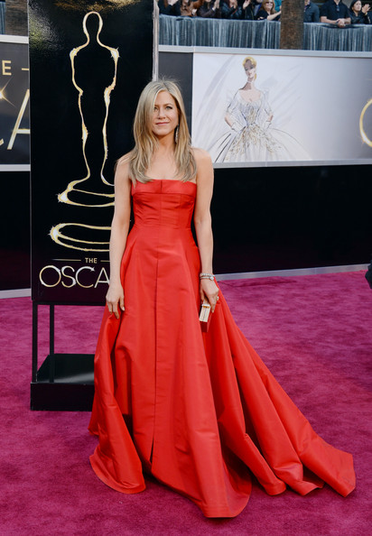 Jennifer Aniston - 85th Annual Academy Awards - Arrivals