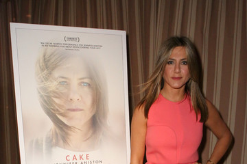 Jennifer Aniston Cocktail Party With Jennifer Aniston Following A Special Screening of CAKE