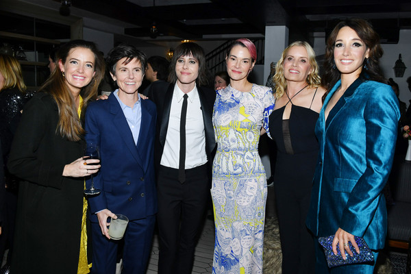 """Premiere Of Showtime's """"The L Word: Generation Q"""" - After Party"""