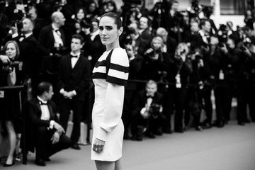 Jennifer Connelly 'Solo: A Star Wars Story' Red Carpet Arrivals - The 71st Annual Cannes Film Festival