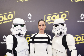 Jennifer Connelly 'Solo: A Star Wars Story' Party At The Carlton Beach