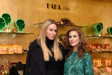 Jennifer Fisher Saks x DADA Daily | Home For The Holidays Pop-Up Launch