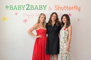 Jennifer Garner, joined by Baby2Baby Co-Presidents Kelly Sawyer Patricof and Norah Weinstein, hosts the Baby2Baby Mother?s Day Celebration presented by Shutterfly on April 24th, 2019 at Casita in Hollywood, California.