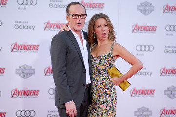 Jennifer Grey Premiere Of Marvel's 'Avengers: Age Of Ultron' - Arrivals