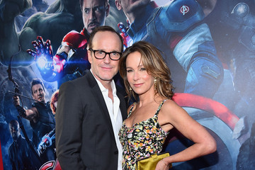 Jennifer Grey World Premiere of Marvel's 'Avengers: Age Of Ultron' - Red Carpet