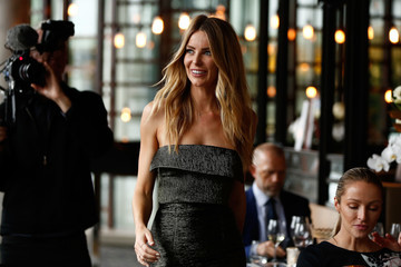 Jennifer Hawkins The Star Doncaster Mile Inaugural Luncheon