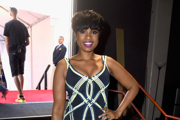 Jennifer Hudson 2015 iHeartRadio Music Awards On NBC - Backstage And Audience