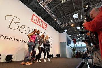 Jennifer Knaeble Bunte Beauty Days in Munich