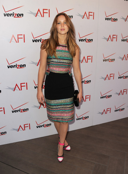 Jennifer Lawrence - 13th Annual AFI Awards - Red Carpet