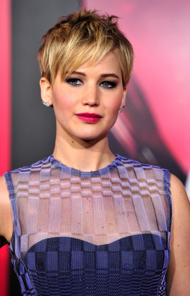 Jennifer Lawrence - 'The Hunger Games: Catching Fire' Premieres in LA