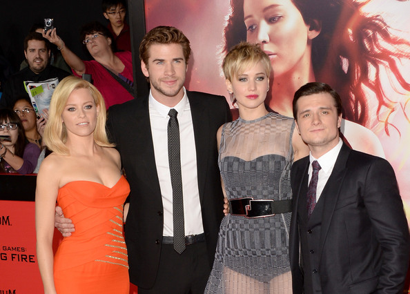 'The Hunger Games: Catching Fire' Premieres in LA — Part 3