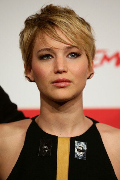Jennifer Lawrence - 'The Hunger Games: Catching Fire' Photo Call in Rome