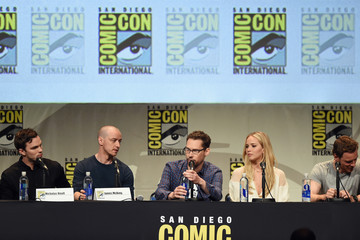 Jennifer Lawrence The 20th Century FOX Panel at Comic-Con International 2015