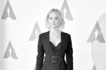 Jennifer Lawrence An Alternative View of the 88th Annual Academy Awards Nominee Luncheon