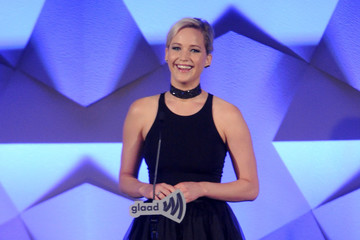 Jennifer Lawrence Ketel One Vodka Hosts the 27th Annual GLAAD Media Awards in New York City