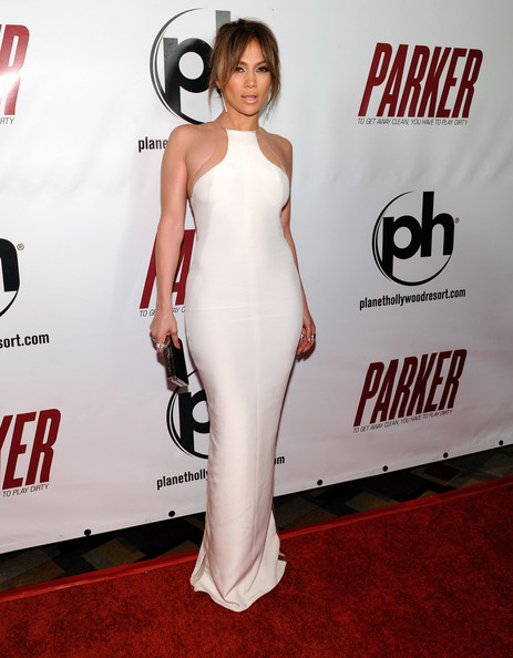"Jennifer Lopez - Premiere Of FilmDistrict's ""Parker"" At Planet Hollywood"