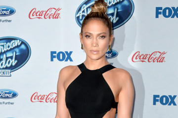 "Jennifer Lopez Fox's ""American Idol XIII"" Finalists Party"