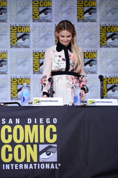 Jennifer Morrison 2016 Comic Con