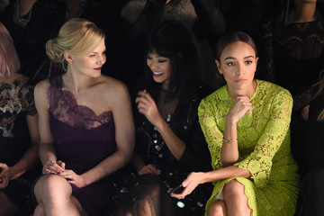 Jennifer Morrison Jamie Chung Monique Lhuillier - Front Row - Fall 2016 New York Fashion Week: The Shows