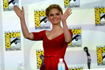 "Jennifer Morrison ABC's ""Once Upon A Time"" Panel - Comic-Con International 2014"