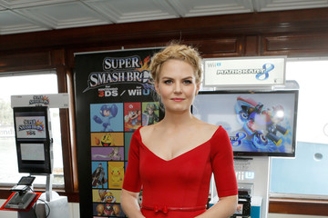 Jennifer Morrison Nintendo Lounge On The TV Guide Magazine Yacht At Comic-Con #TVGMYacht - Day 3