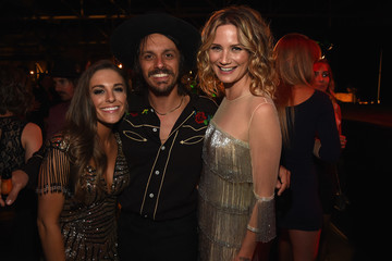 Jennifer Nettles Big Machine Label Group Celebrates the 50th Annual CMA Awards in Nashville - Inside