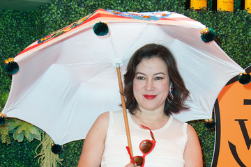 Jennifer Tilly Fifth-Annual Veuve Clicquot Polo Classic, Los Angeles - Arrivals