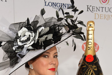 Jennifer Tilly Moet & Chandon Toasts The 139th Kentucky Derby - Day 2