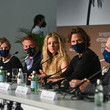 """Jennifer Vogel """"Flag Day"""" Press Conference - The 74th Annual Cannes Film Festival"""