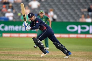 Jenny Gunn England v South Africa: Semi-Final - ICC Women's World Cup 2017
