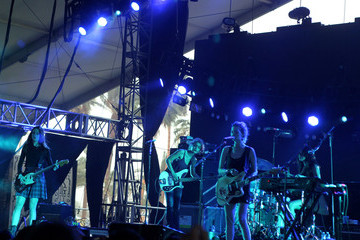 Jenny Lee Lindberg 2014 Coachella Valley Music and Arts Festival - Day 2