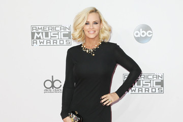Jenny McCarthy Arrivals at the American Music Awards — Part 2