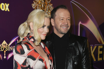 Jenny McCarthy Donnie Wahlberg Fox's 'The Masked Singer' Premiere Karaoke Event - Arrivals