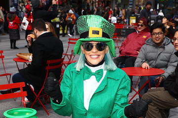 Jenny McCarthy Jenny McCarthy Celebrates St. Patrick's Day On Her Exclusive SiriusXM Show 'The Jenny McCarthy Show'