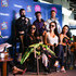 Mike Sorrentino Photos - Jenny McCarthy, Mike 'The Situation' Sorrentino, Paul DelVecchio aka Pauly D, Nicole 'Snooki' Polizzi, Vinny Guadagnino, Jenni Farley aka JWoww, Angelina Pivarnick and  Deena Nicole Cortese attend Jenny McCarthy's 'Inner Circle' Series On Her SiriusXM Show 'The Jenny McCarthy Show' With The Cast Of MTV's Jersey Shore Family Reunion Part 2 on August 23, 2018 in Point Pleasant Beach City. - Mike Sorrentino Photos - 4 of 2309