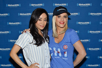 Jenny McCarthy Jenny McCarthy Hosts Her SiriusXM Show Live from Beyond the Ivy in Chicago