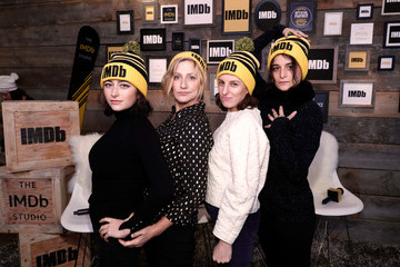 Jenny Slate  The IMDb Studio At The 2017 Sundance Film Festival Featuring The Filmmaker Discovery Lounge, Presented By Amazon Video Direct: Day Four - 2017 Park City