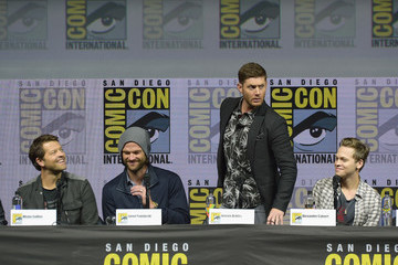 Jensen Ackles Comic-Con International 2018 - 'Supernatural' Special Video Presentation and Q&A