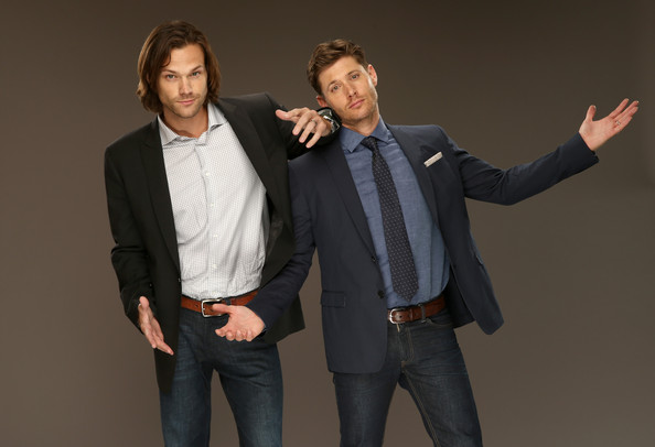 Jensen Ackles - The CW And Showtime's 2014 Summer TCA Tour Portraits