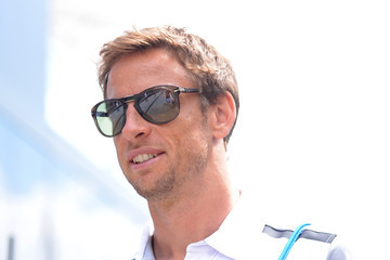 Jenson Button F1 Grand Prix of Hungary: Previews