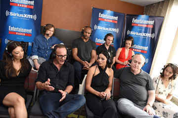Jeph Loeb SiriusXM's Entertainment Weekly Radio Channel Broadcasts From Comic-Con 2016 - Day 3