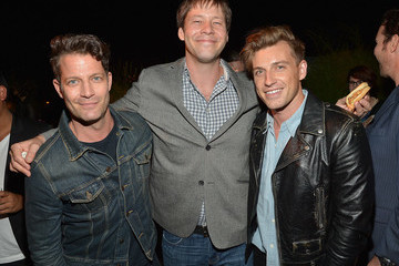 Jeremiah Brent 'The Mindy Project' 100th Episode Party