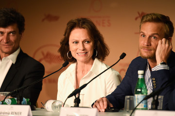 Jeremie Renier 'Amant Double (L'Amant Double')' Press Conference - The 70th Annual Cannes Film Festival